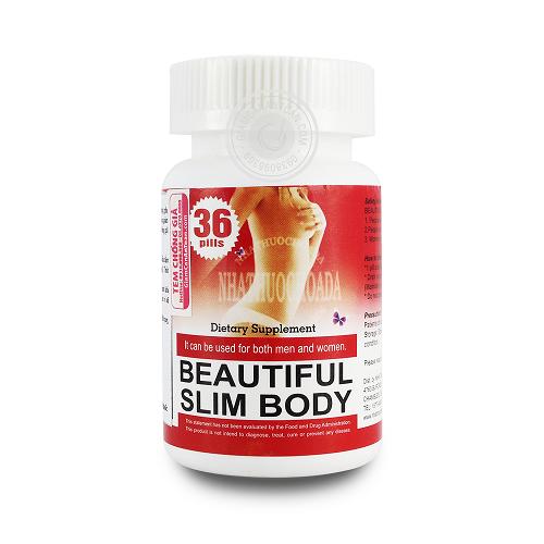 beautiful slim body 1