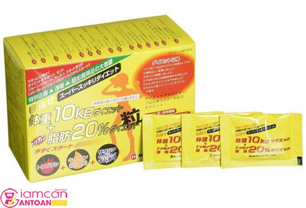 Minami Healthy Foods là viên giảm cân đang bán chạy hiện nay