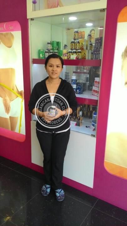 Chị Thanh - Khách hàng mua sản phẩm Perfect Slim USA
