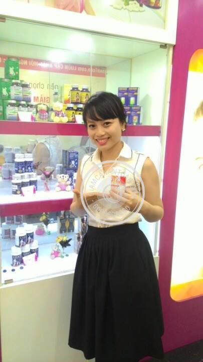 Chị Linh - Khách hàng mua sản phẩm Beautiful Slim Body