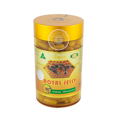Sữa ong chúa Amax Royal Jelly 1000mg
