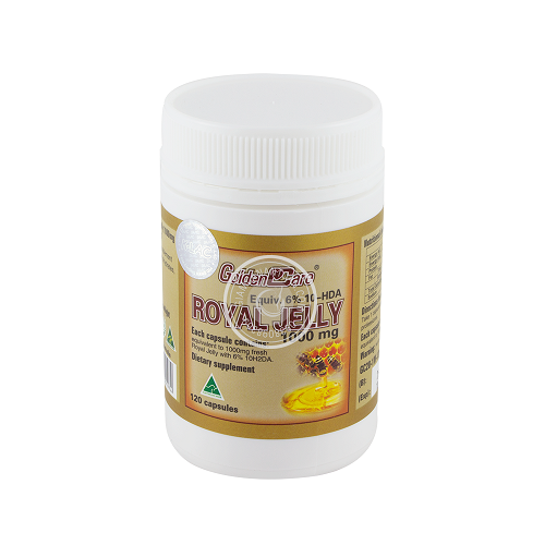 Sữa ong chúa Golden Care Royal Jelly 1000mg