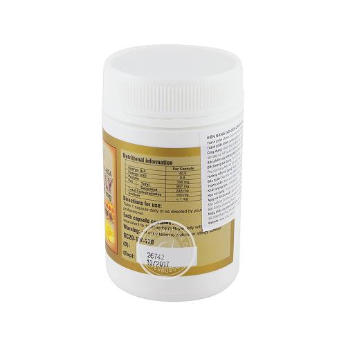 Sản phẩm được chiết xuất từ thành phần sữa ong chúa trong tự nhiên