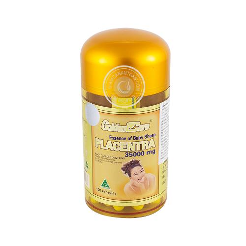 Nhau thai cừu Golden Care Placenta 35000mg