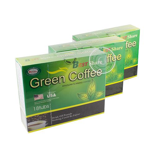 Trà giảm cân Green Coffee mang đến cho bạn những công dụng tuyệt vời