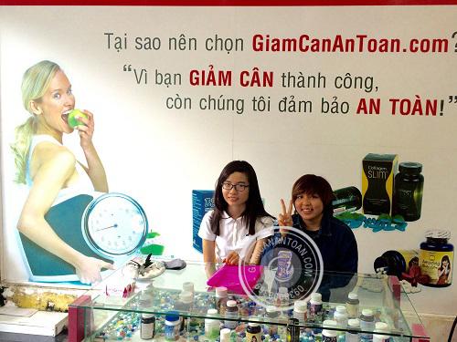Bạn Huỳnh Như - Khách hàng mua viên giảm cân Rich Slim