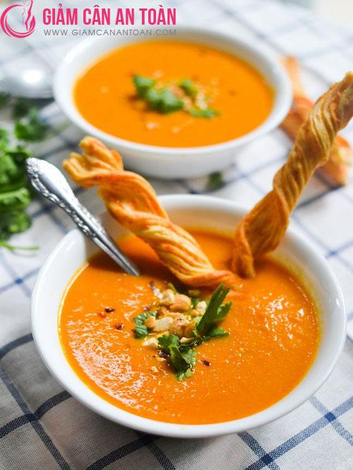 Soup cà rốt