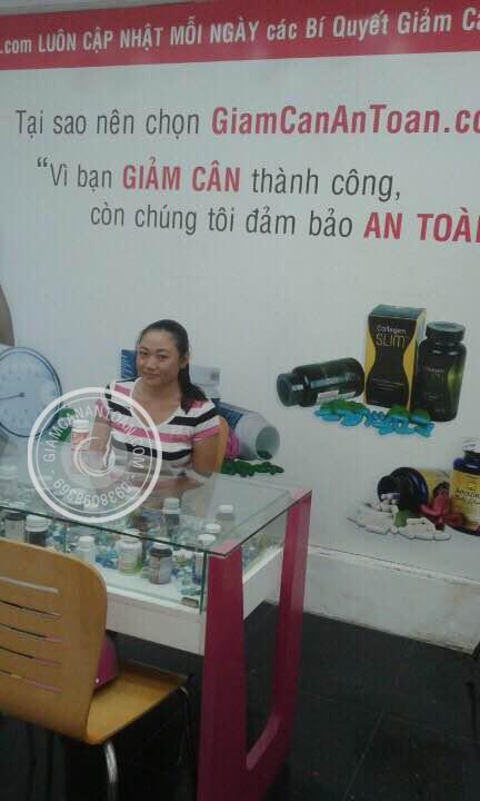 Chị Như - Khách hàng mua viên giảm cân Beautiful Slim Body