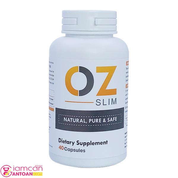 thuốc giảm cân Oz Slim
