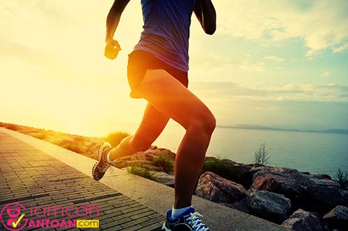 Chạy bộ mỗi ngày giúp giảm cân an toàn