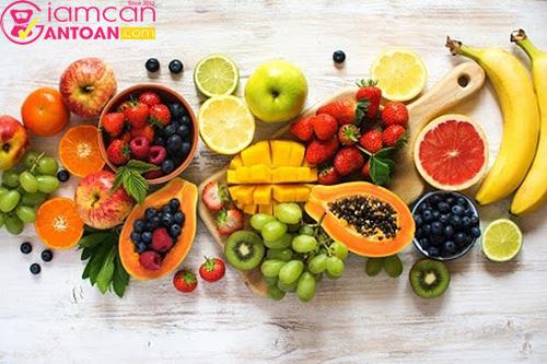 Cần ăn nhiều trái cây tươi mỗi ngày