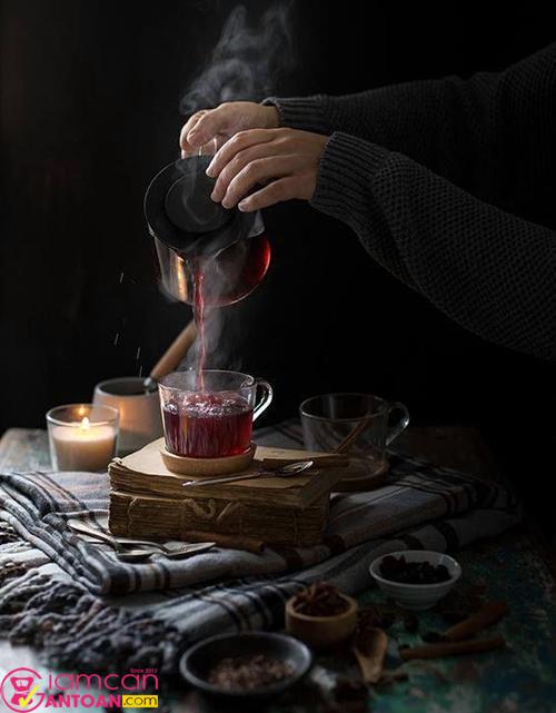 Uống trà mỗi lúc rảnh rỗi cũng là giải pháp giúp bạn giảm cân an toàn