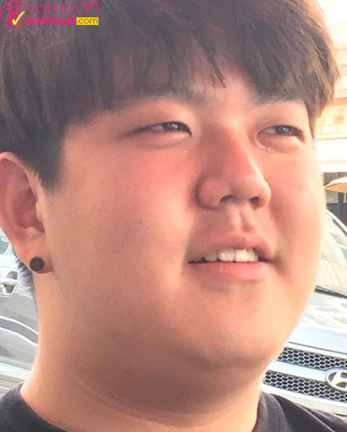 Hình ảnh quá khứ quá khổ của Lee Donkeun