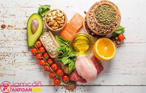 Bạn cần tính toán lượng calo áp dụng trong chế độ ăn kiêng.