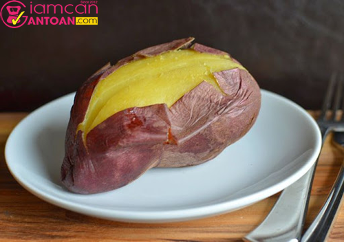 Khoai lang là loại thực phẩm truyền thống giàu chất dinh dưỡng