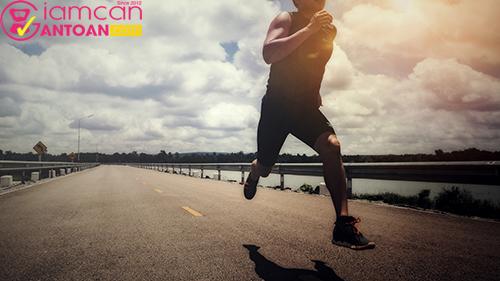 Hãy thường xuyên thay đổi địa hình chạy để giúp ích cho quá trình giảm cân