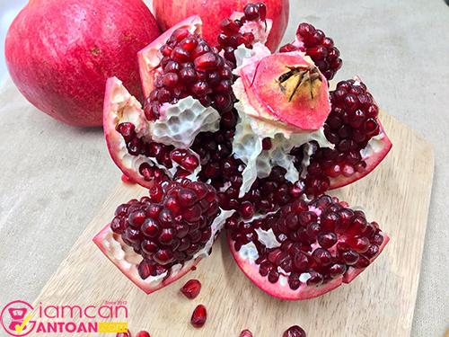 Giảm cân với trái cây ngày 6