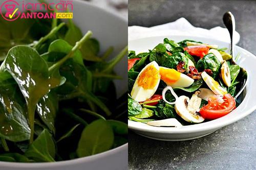 Món salad này rất dễ làm lại rất dễ ăn