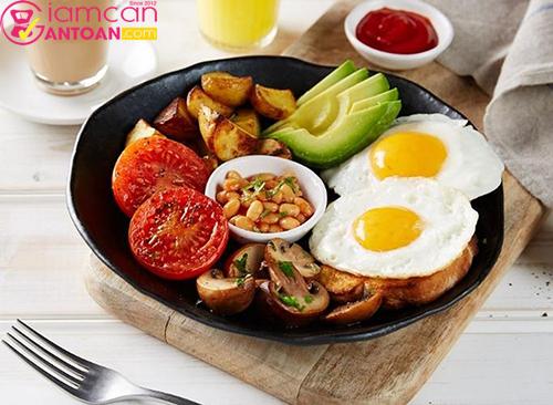 Bữa sáng không chỉ là khởi đầu dinh dưỡng tốt cho ngày mới để bù lại năng lượng mất đi,