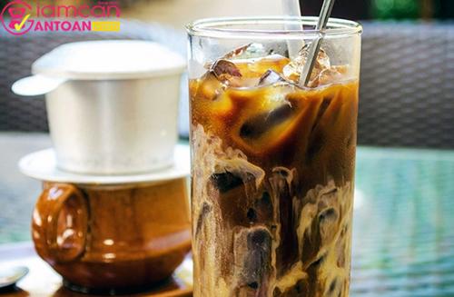 Cà phê chứa hàm lượng cafein giúp tinh thần sảng khoái