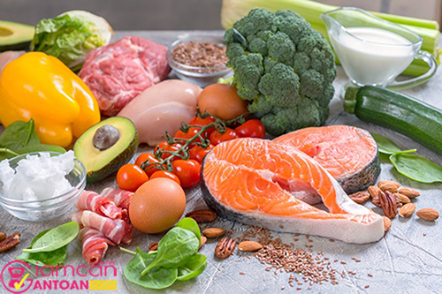 Dùng chất béo lành mạnh sẽ tốt cho cơ thể