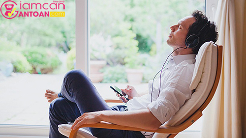 Thư giãn nhẹ trước khi ngủ giúp ngủ sâu hơn