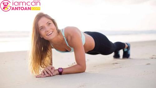 Tập thể dục giúp bạn giảm cân sau sinh là một điều tất nhiên
