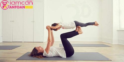 Bài tập này giúp giảm béo bụng hiệu quả