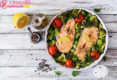 Chế độ ăn kiêng Dukan phù hợp cho các bạn team thích ăn thịt và hải sản