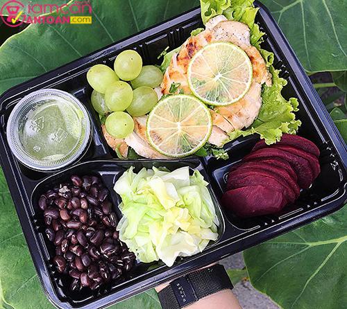 Chế độ ăn khoa học và cân bằng luôn được ưu tiên trong chế độ ăn