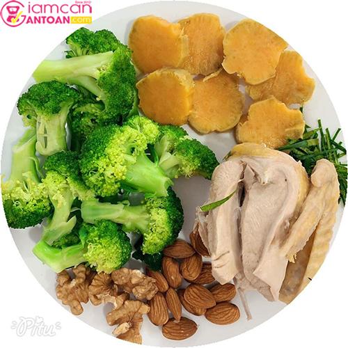 Cần chọn cho mình loại thức ăn giàu dinh dưỡng nhưng chứa ít calo