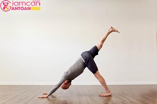 Động tác này giúp giảm mỡ bụng hữu hiệu
