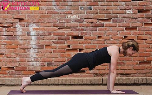 Bài tập này giúp người tập giảm mỡ bụng cực nhanh.