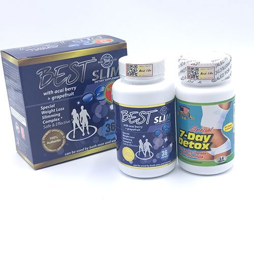 thuốc giảm cân best slim usa 36 viên 5