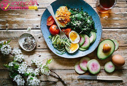 Bạn nên ăn gì để giảm cân nhanh chóng chỉ trong 1 tuần.2