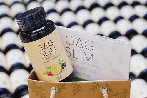 Viên Giảm Cân Gag Slim USA 30 Viên2