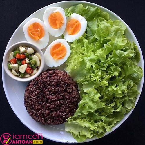 Bật mí bí quyết giảm cân hoàn hảo nhờ vào bữa sáng3