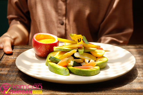 Bật mí cách ăn uống lành mạnh tránh tăng cân trong những ngày sau Tết5