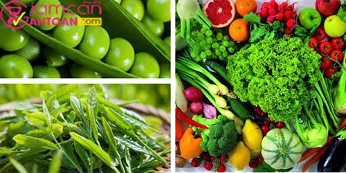 Bật mí nhóm thực phẩm giảm mỡ tự nhiên trong quá trình giảm cân