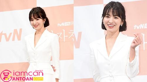 Bí kíp nữ diễn viên Song Hye Kyo giảm cân nhờ uống nước chanh pha loãng mỗi ngày3