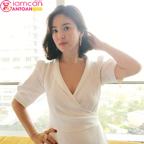 Bí kíp nữ diễn viên Song Hye Kyo giảm cân nhờ uống nước chanh pha loãng mỗi ngày4