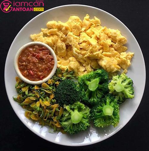 Buổi sáng nên ăn gì để giảm cân thành công và nhanh chóng2