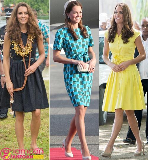 Cách công nương Anh Kate Middleton chia sẻ bí quyết giảm cân nhanh sau sinh6