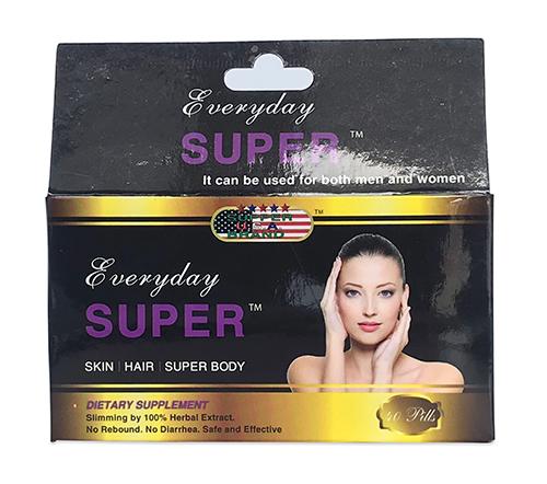 everyday super 5