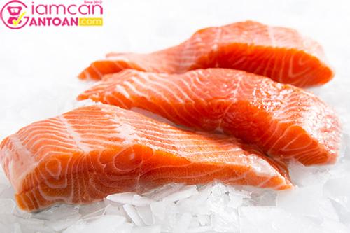 Giảm cân nhanh chóng và an toàn với 2 món được chế biến từ cá hồi