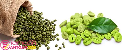 Giảm cân nhanh với cà phê xanh bạn nên thử 5