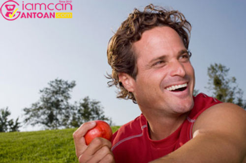 Thực phẩm nào giúp quý ông giảm cân nhanh sau Tết