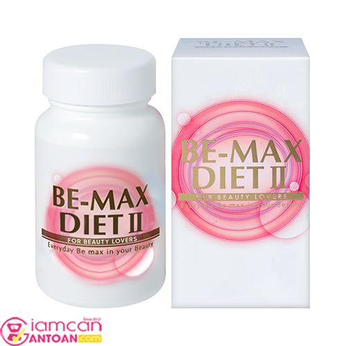 Viên uống hỗ trợ giảm cân Be-Max Diet II 90 viên1
