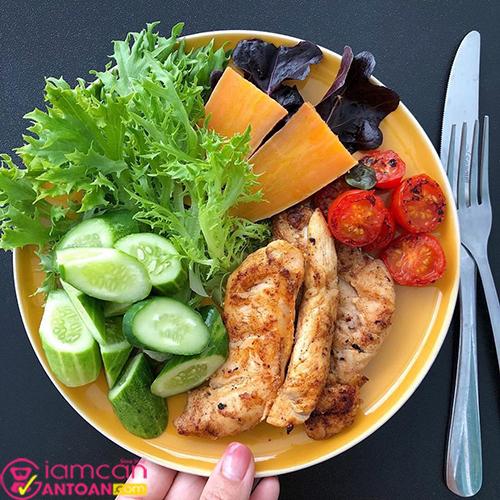 Tư vấn chế độ ăn kiêng Dash lành mạnh cho người cần giảm cân2