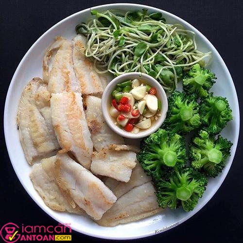 Tư vấn nhóm thực phẩm giúp bạn bổ sung dưỡng chất nhưng không bị tăng cân2